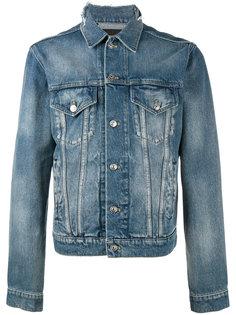 джинсовая куртка Explorer Balenciaga