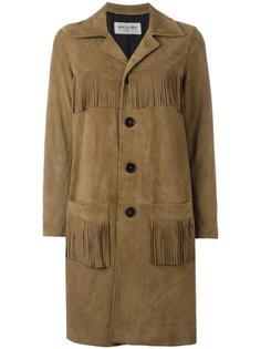 пальто Classic Curtis  Saint Laurent