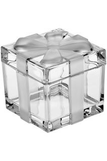 Шкатулка с бантом 7,2 см Crystalite Bohemia