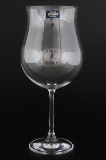 Набор бокалов для вина 640 мл Crystalite Bohemia