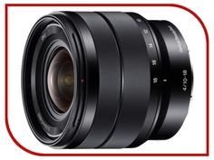 Объектив Sony SEL-1018 10-18 mm F/4 OSS for NEX*
