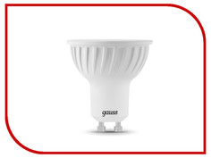 Лампочка Gauss MR16 GU10 5W 2700K 101506105