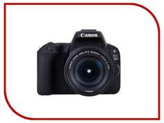 Фотоаппарат Canon EOS 200D Kit EF-S 18-55mm f/3.5-5.6 III Black