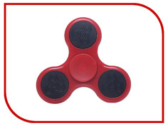 Спиннер Activ Hand Spinner 3-лопасти Hs03 Luminous Red 73208