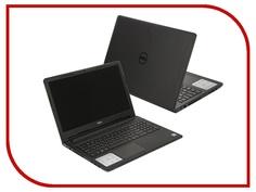 Ноутбук Dell Inspiron 3567 3567-7836 (Intel Core i3-6006U 2.0 GHz/4096Mb/1000Gb/DVD-RW/Intel HD Graphics/Wi-Fi/Cam/15.6/1366x768/Linux)