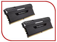 Модуль памяти Corsair Vengeance RGB DDR4 DIMM 3466MHz PC4-27700 CL16 - 16Gb KIT (2x8Gb) CMR16GX4M2C3466C16