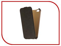 Аксессуар Чехол Snoogy иск. кожа Black для APPLE iPhone 6/6s SN-iPh-6/6s-BLK-LTH