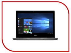 Ноутбук Dell Inspiron 5378 5378-7841 (Intel Core i3-7100U 2.4 GHz/4096Mb/1000Gb/No ODD/Intel HD Graphics/Wi-Fi/Cam/13.3/1920x1080/Touchscreen/Windows 10 64-bit)