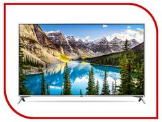 Телевизор LG 43UJ651V Silver