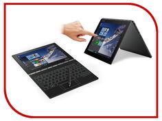 Планшет LenovoYoga YB1-X91F ZA150049RU (Intel Atom x5-Z8550 1.44 GHz/4096Mb/64Gb/GPS/Wi-Fi/Bluetooth/Cam/10.1/1920x1080/Windows 10)