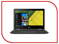 Ноутбук Acer Spin 7 SP714-51-M0RP NX.GMWER.002 (Intel Core i7-7Y75 1.3 GHz/8192Mb/512Gb SSD/No ODD/Intel HD Graphics/Wi-Fi/Bluetooth/Cam/14.0/1920x1080/Touchscreen/Windows 10 64-bit)