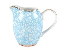"Молочник маленький ""Floral Blue"" Pip Studio"