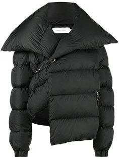 асимметричное пальто-пуховик Marquesalmeida Marquesalmeida