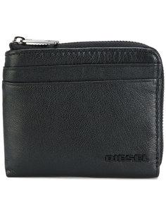 маленький бумажник на молнии Diesel