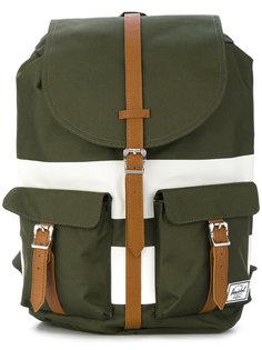полосатый рюкзак с двумя лямками Herschel Supply Co.