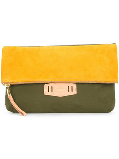 contrast flap clutch bag As2ov