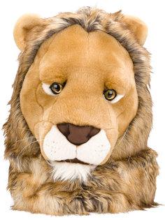 рюкзак из искусственного меха в виде льва Dolce & Gabbana