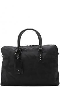 Текстильная сумка для ноутбука с плечевым ремнем Valentino