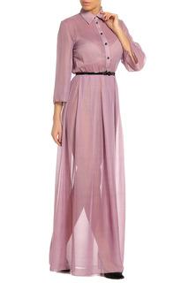 Платье с воротником Alina Assi