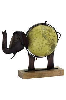 """Скульптура-глобус """"Слон"""" UMA"""