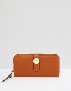 Светло-коричневый кошелек Fiorelli Cyan - Рыжий