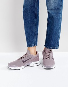 Сиреневые кроссовки Nike Air Max Jewell - Серый