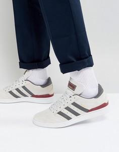 Серые кроссовки adidas Skateboarding Busenitz BY3964 - Серый