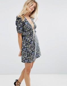 Платье мини Millie Mackintosh Farley - Мульти