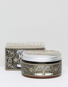 Матовая паста для волос Apothecary 87 Mogul, 100 мл - Бесцветный