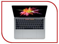 Ноутбук APPLE MacBook Pro 13 Space Grey MPXW2RU/A (Intel Core i5 3.1 GHz/8192Mb/512Gb/Intel Iris Plus Graphics 650/Wi-Fi/Bluetooth/Cam/13.3/2560x1600/macOS Sierra)