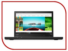 Ноутбук Lenovo ThinkPad T470P 20J60019RT (Intel Core i5-7440HQ 2.8GHz/8192Mb/256Gb SSD/No ODD/Intel HD Graphics/Wi-Fi/Bluetooth/Cam/14.0/1920x1080/Windows 10 64-bit)