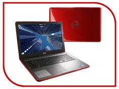 Ноутбук Dell Inspiron 5565 5565-7759 (AMD A9-9400/8192Mb/1000Gb/DVD-RW/AMD Radeon R5/Wi-Fi/Bluetooth/Cam/15.6/1366x768/Linux)