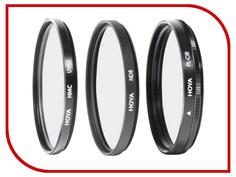 Светофильтр HOYA Digital Filter Kit HMC MULTI UV, Circular-PL, NDX8 - 72mm - набор светофильтров 79502
