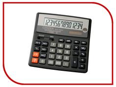 Калькулятор Citizen SDC-640II Black - двойное питание
