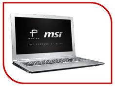 Ноутбук MSI PE62 7RD-1462XRU 9S7-16J9F1-1462 (Intel Core i7-7700HQ 2.8 GHz/8192Mb/1000Gb/nVidia GeForce GTX 1050 2048Mb/Wi-Fi/Bluetooth/Cam/15.6/1920x1080/DOS)