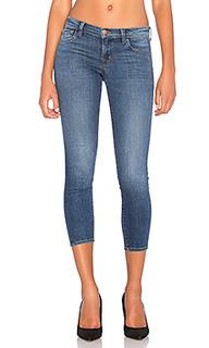 Облегающие джинсы с низкой посадкой - J Brand