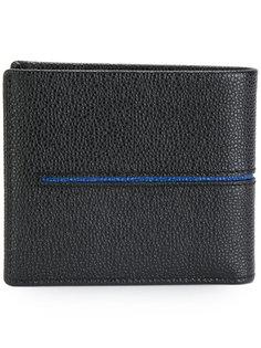 бумажник с контрастной полосой Tods Tod'S