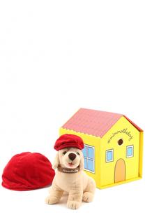 Комплект из трех игрушек и кепи Dolce & Gabbana