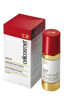 Ночной крем для чувствительной кожи Cellcosmet&Cellmen Cellcosmet&;Cellmen
