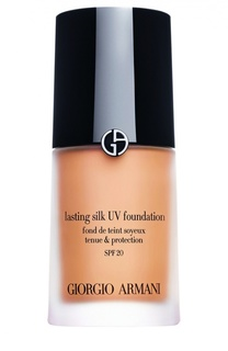 Lasting Silk Uv SPF20 тональный крем оттенок 6.5 Giorgio Armani
