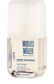 Эликсир для кожи головы и роста волос Marlies Moller