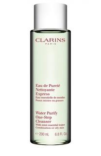 Очищающие средства Clarins