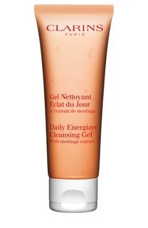 Очищающий гель, придающий сияние коже Clarins