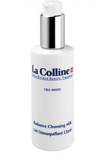 Осветляющее очищающее молочко La Colline