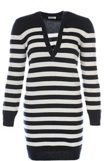 Вязаное платье Saint Laurent