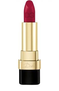 Матовая губная помада 642 Dolce Ruby Dolce & Gabbana