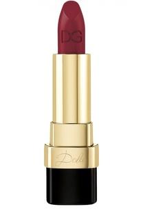 Матовая губная помада 643 Dolce Desire Dolce & Gabbana