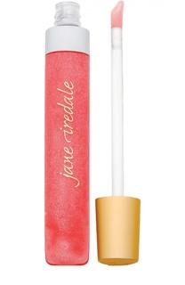 Блеск для губ Розовый мусс Lip Gloss Pink Smoothie jane iredale
