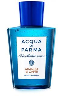 Гель для душа Blu Mediterraneo Arancia di Capri Acqua di Parma