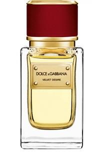Парфюмерная вода Velvet Collection Desire Dolce & Gabbana